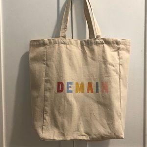 Sezane Demain Tote Bag